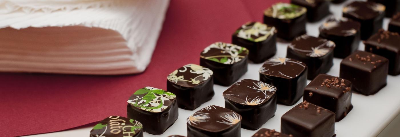 Quadri di cioccolato