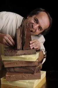 Denis e il cioccolato