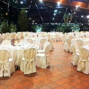 Allestimento catering