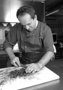 Denis e la cucina