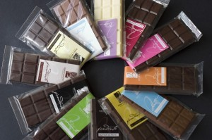 Tavolette di cioccolata
