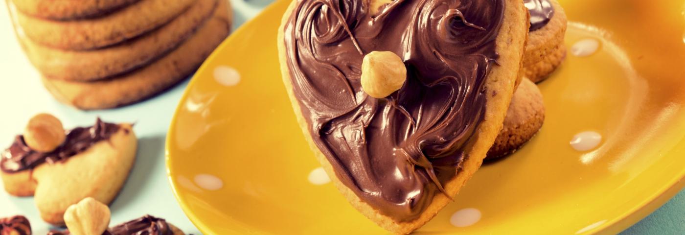 Cioccolato in tutti i sensi