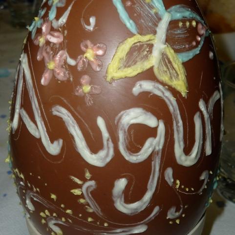 Ciocco-Uova di Pasqua competition